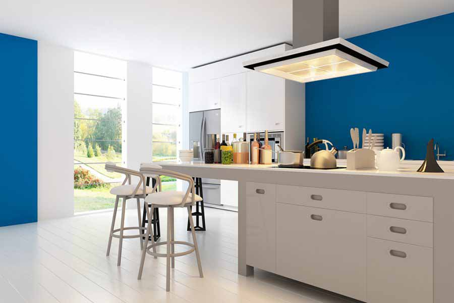 Two-Toned Kitchen Color Ideas to Boost Your Mood - Indigo ...
