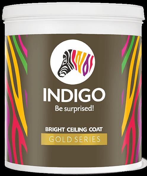 Bright Ceiling Coat Gold Series