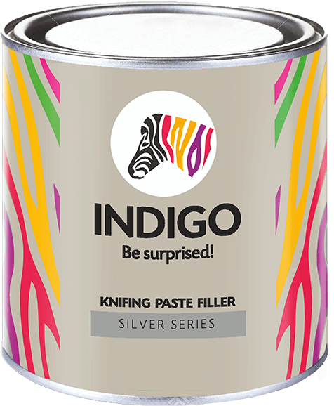 Knifing Paste Filler - Silver Series