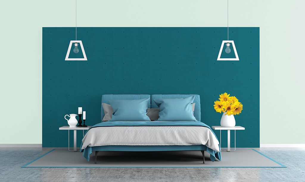 indigo-paint-ideas-master-bed-room