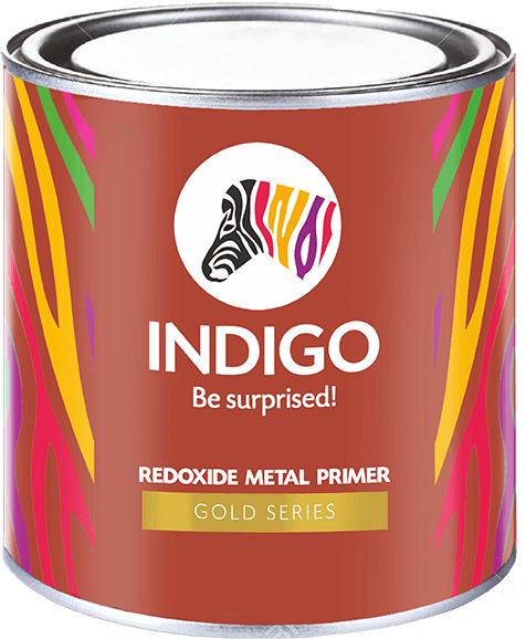 Redoxide Metal Primer - Gold Series