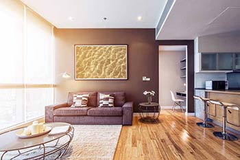 How light can affect your choice of interior