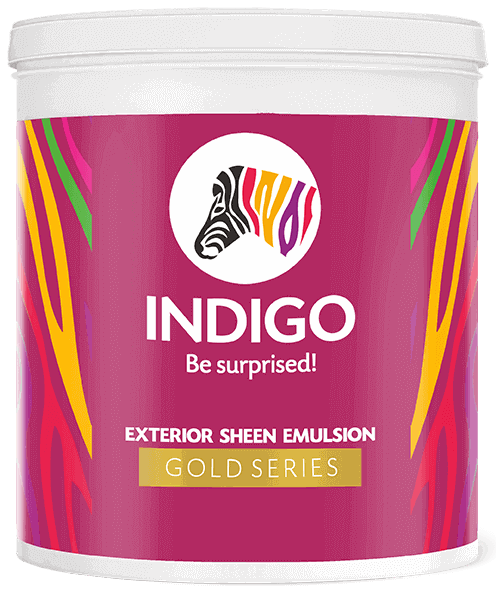 Exterior Sheen Emulsion - Gold Series