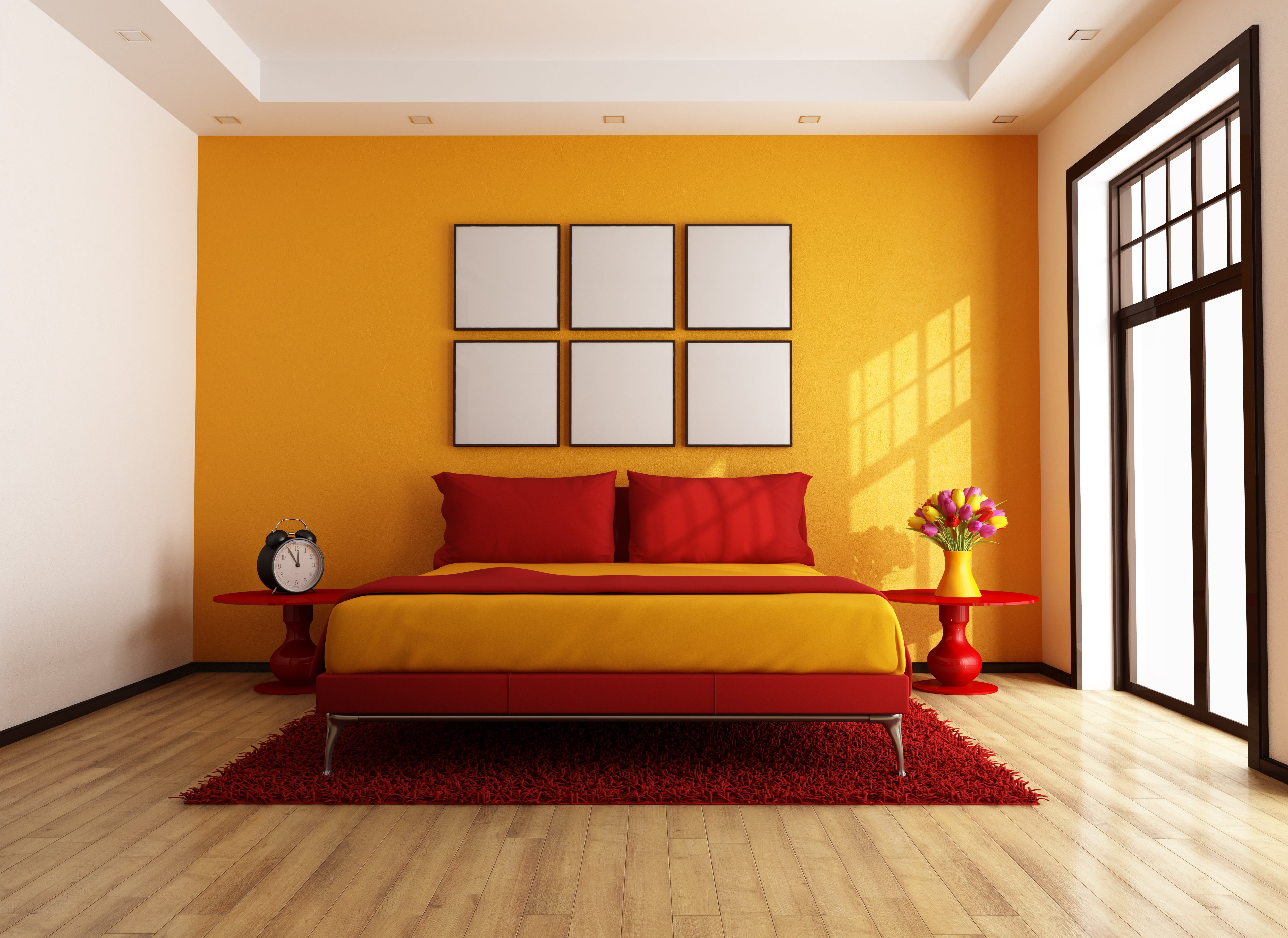 Paint ideas to refresh your space