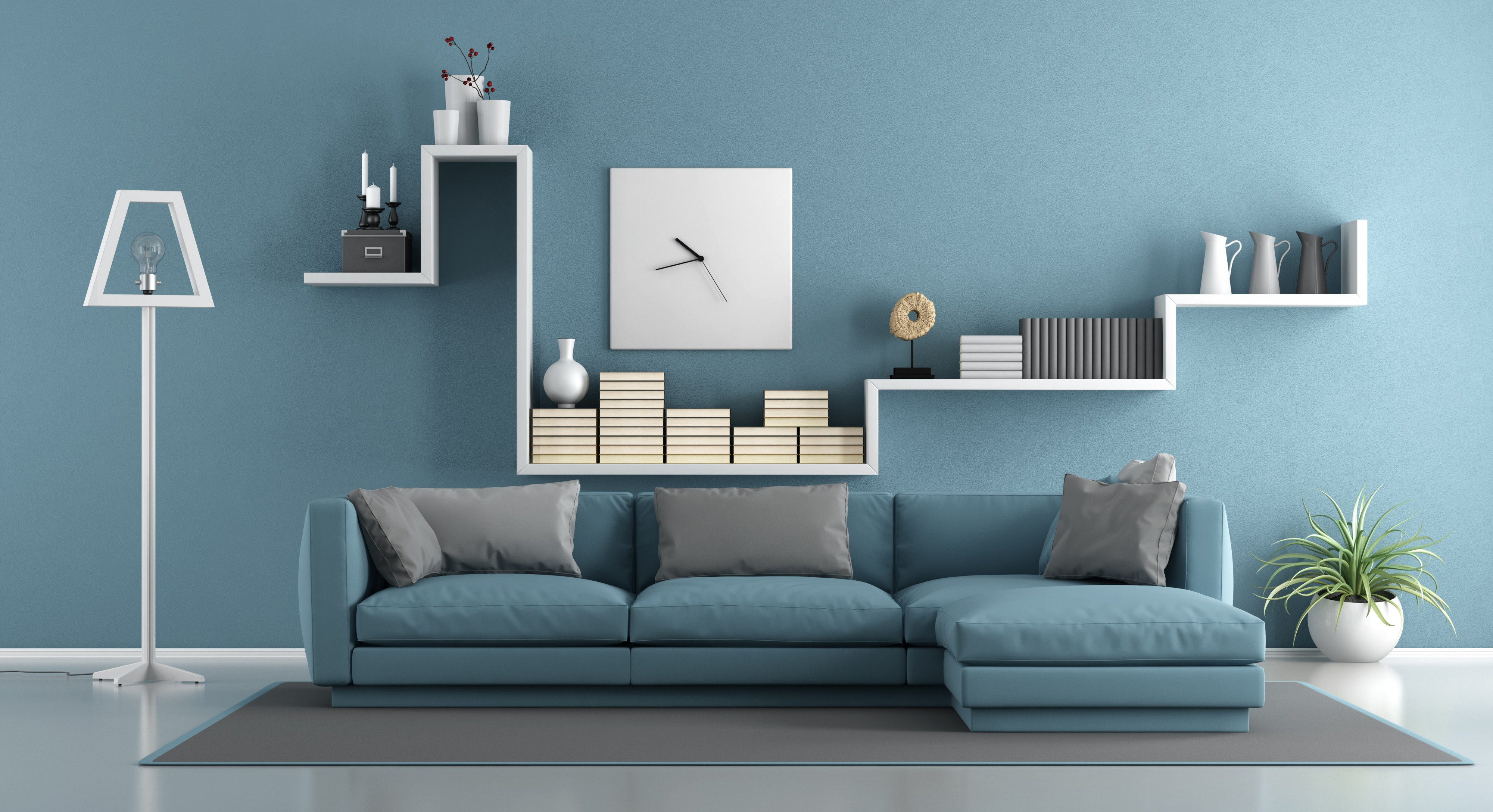 Evaluate the perfect painting scheme for your décor