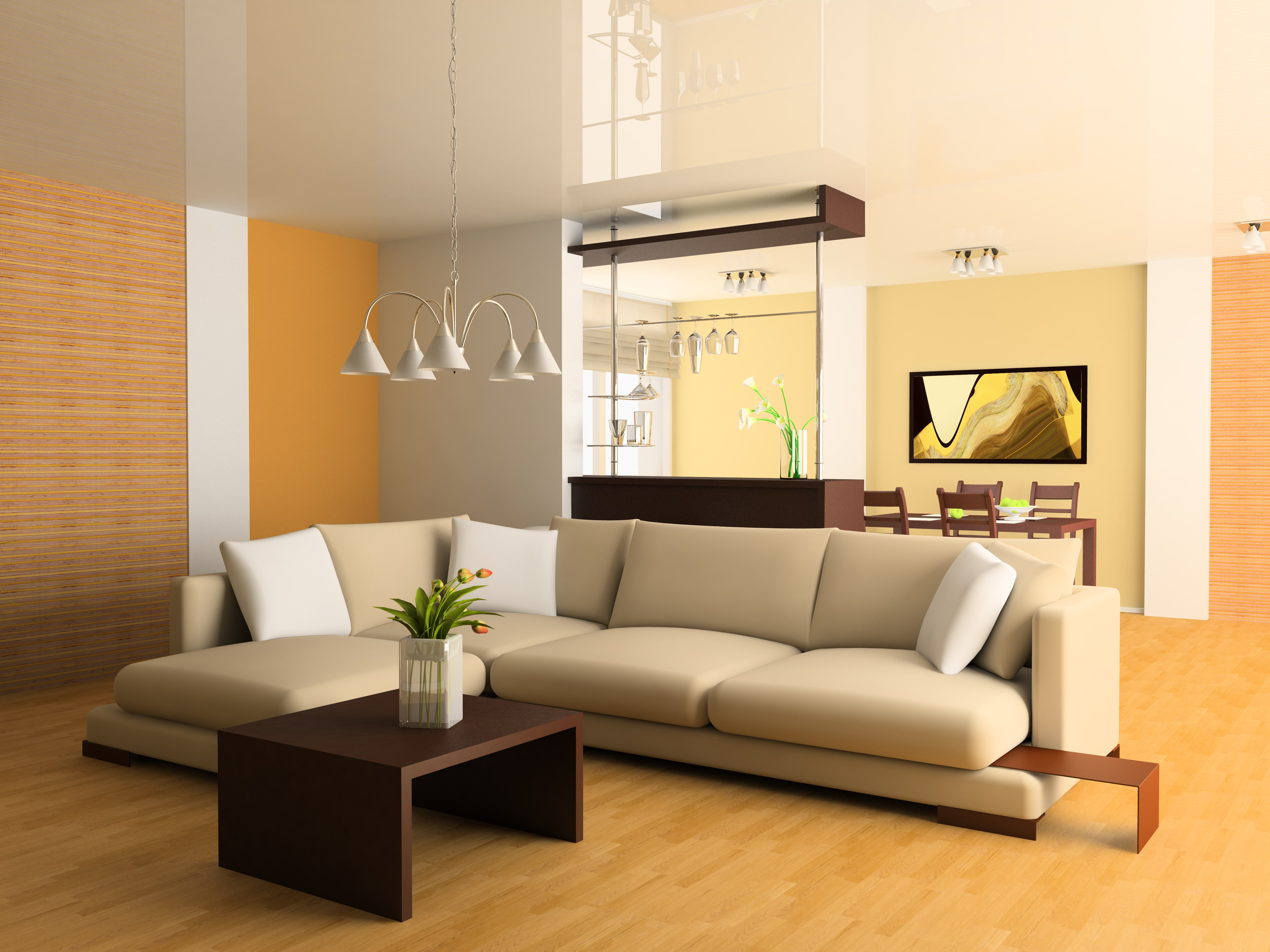 Trendy colours for your home interiors