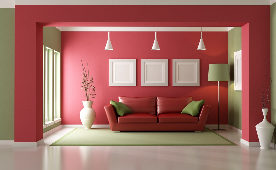 Benefits of painting your interior wall in winter