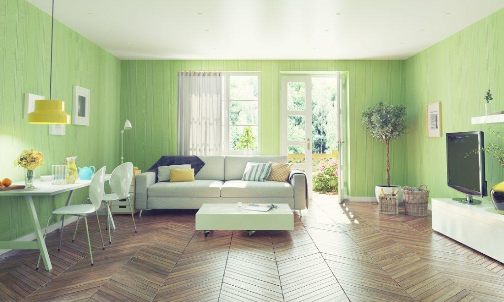 Best 2 Colour Combination Ideas For Bedroom Walls Indigo Paints