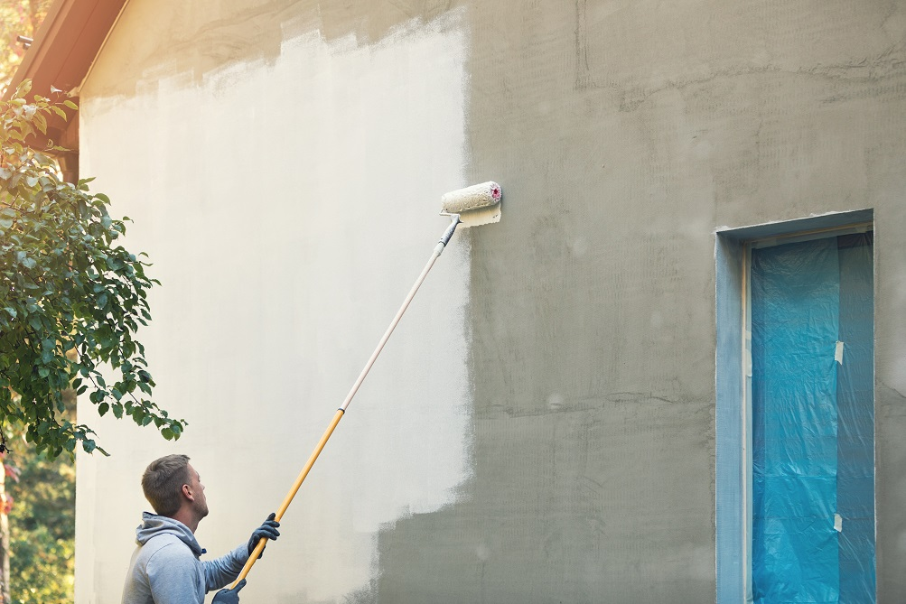 What is exterior wall primer?