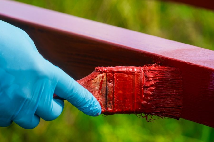 What Is Red Oxide Metal Primer?