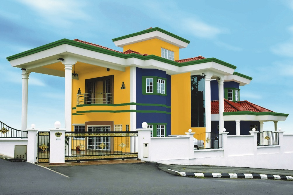Step by Step Guide of How to Use Waterproof Exterior House Paint