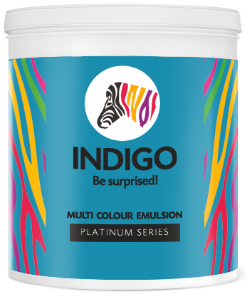 Multi Colour Emulsion