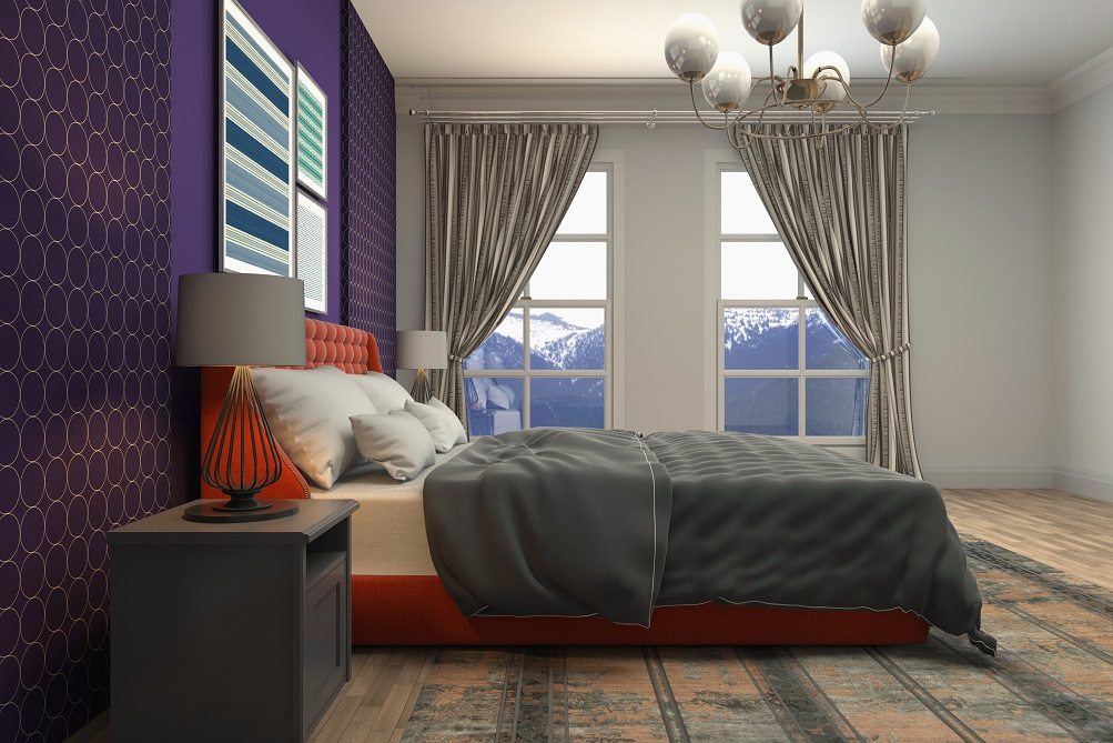 Wall colour combinations ideas