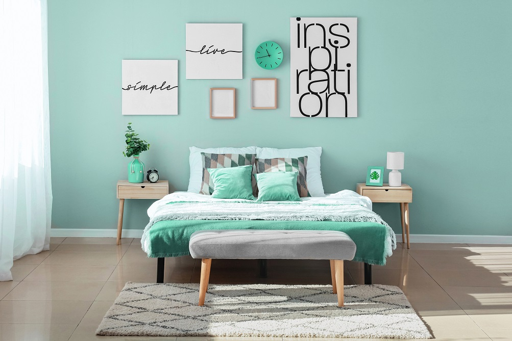 5 wall colour combination that will uplift the look and mood of your teenager's bedroom