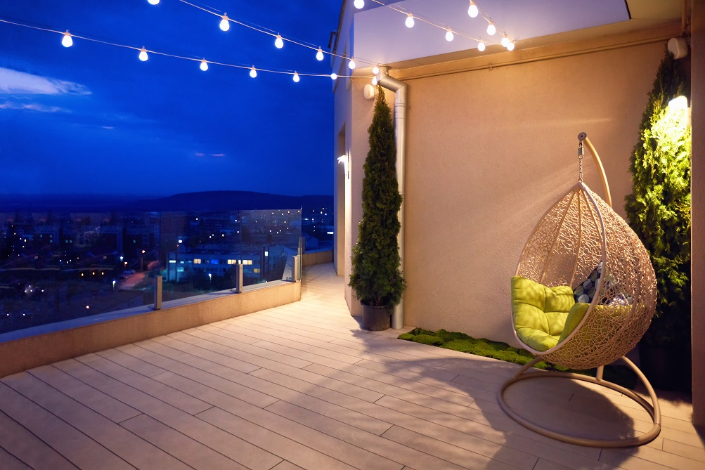 7 innovative ideas to decorate your terrace