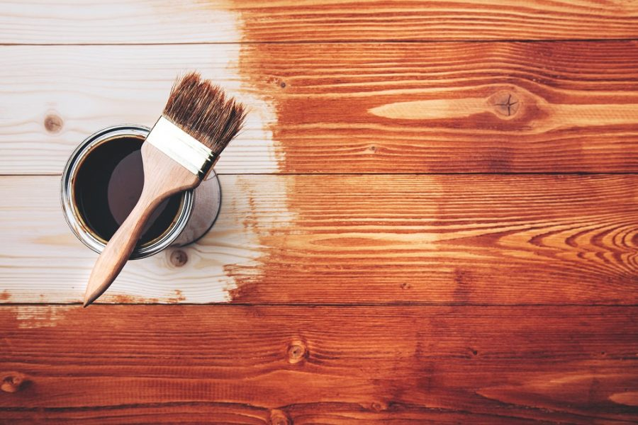 Step by step guide on choosing the right wood paint
