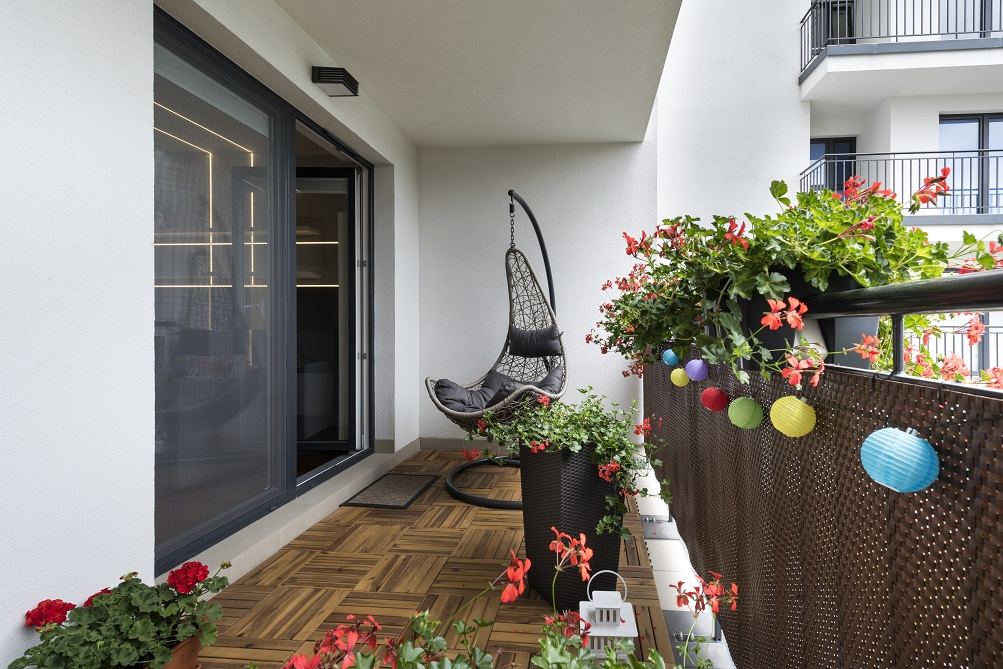 Tips and tricks to decorate your balcony