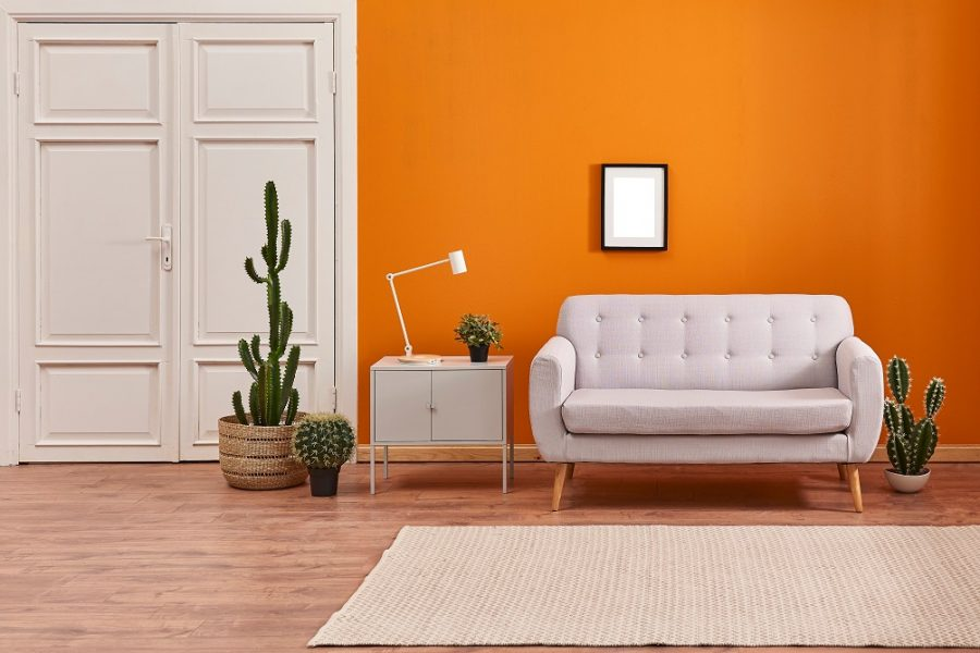What is the Most Popular Colour for Interior Walls?