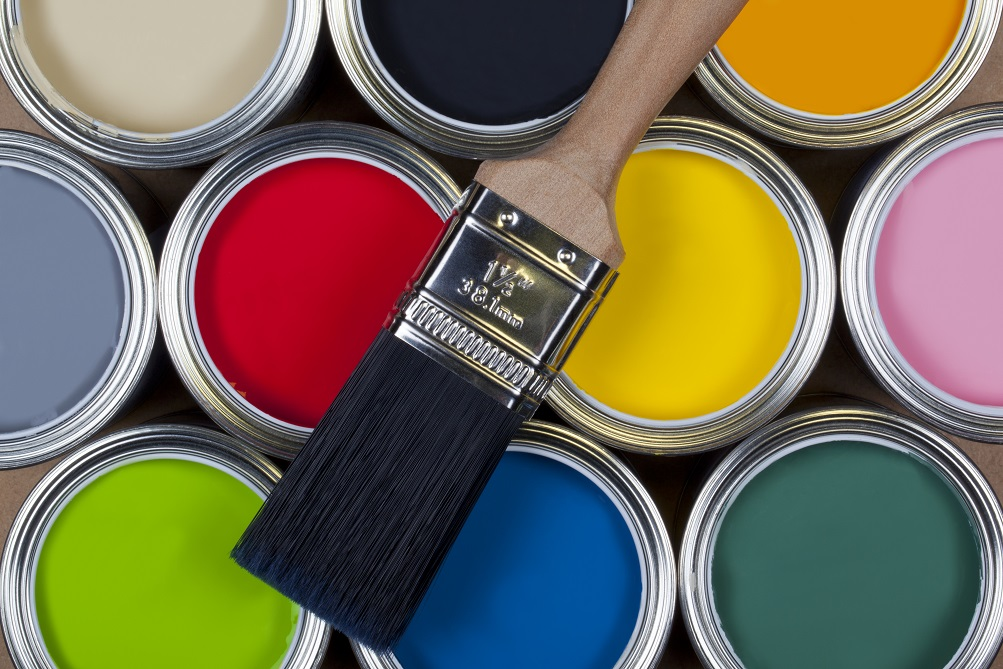 What is emulsion paint?