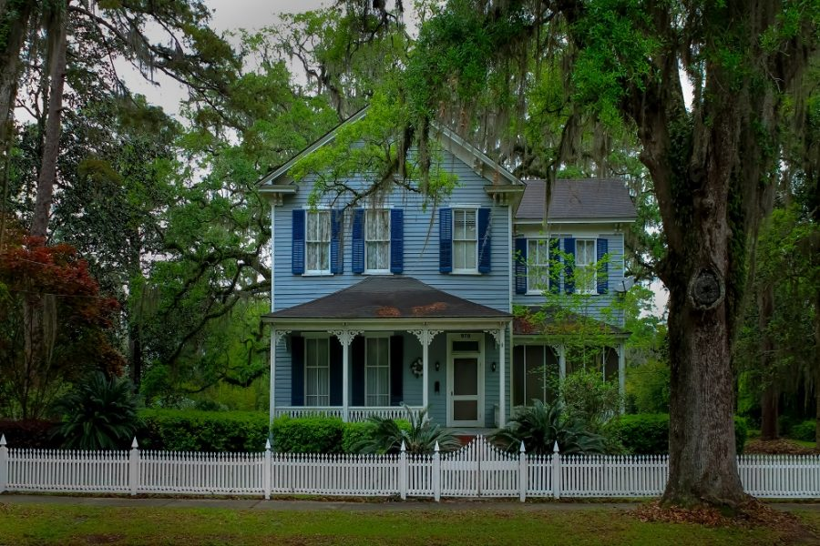 What are the Most Popular Exterior House Colours for 2021?